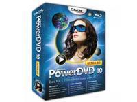 Cyberlink DVD Software Power DVD 12 OEM Blueray Unterstützung