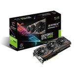 ASUS STRIX-GTX1080-A8G-GAMING (8GB,DVI,HDMI,DP,Active)