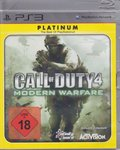 Call of Duty 4 - Modern Warfare, PS3, USK 18